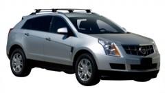 Багажник на рейлинги для Cadillac SRX '11-, сквозной (Whispbar-Prorack)