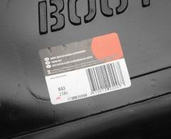 Фото 6 - Коврик в багажник для Lada (Ваз) 2106, резино/пластиковый (Lada Locker)
