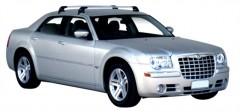 Багажник на крышу для Chrysler 300C '04-10 седан, до края опоры (Whispbar-Prorack)