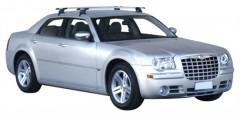 Багажник на крышу для Chrysler 300C '04-10 седан, сквозной (Whispbar-Prorack)
