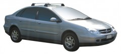 Багажник в штатные места для Citroen C5 '01-07 седан, до края опоры (Whispbar-Prorack)