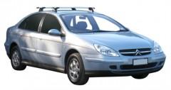 Багажник в штатные места для Citroen C5 '01-07 седан, сквозной (Whispbar-Prorack)