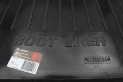 Фото 2 - Коврик в багажник для Lada (Ваз) 2114 '97-12 хетчбэк, резино/пластиковый (Lada Locker)