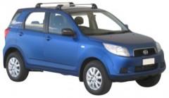 Багажник на крышу для Daihatsu Terios '07-, до края опоры (Whispbar-Prorack)