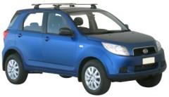 Багажник на крышу для Daihatsu Terios '07-, сквозной (Whispbar-Prorack)