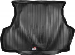Коврик в багажник для Lada (Ваз) 2115 '97-12 седан, резино/пластиковый (Lada Locker)