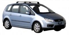 Багажник в штатные места для Ford C-Max '03-10, до края опоры (Whispbar-Prorack)