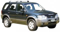 Багажник на штатные направляющие для Ford Maverick '01-, до края опоры (Whispbar-Prorack)