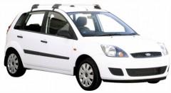 Багажник на крышу для Ford Fiesta '02-09, до края опоры (Whispbar-Prorack)
