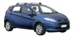 Багажник на крышу для Ford Fiesta '09-17, до края опоры (Whispbar-Prorack)