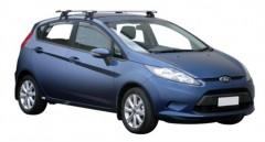 Багажник на крышу для Ford Fiesta '09-17, сквозной (Whispbar-Prorack)