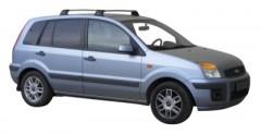 Багажник в штатные места для Ford Fusion '02-12, до края опоры (Whispbar-Prorack)