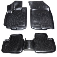 Коврики в салон для Suzuki SX4 '06-14 полиуретановые (L.Locker)