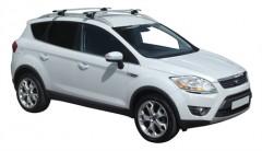 Багажник на рейлинги для Ford Kuga '08-13, сквозной (Whispbar-Prorack)