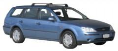Багажник на крышу для Ford Mondeo '01-07 универсал, до края опоры (Whispbar-Prorack)