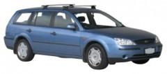 Багажник на крышу для Ford Mondeo '01-07 универсал, сквозной (Whispbar-Prorack)