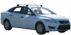 Багажник на крышу для Ford Mondeo '07-14 седан, до края опоры (Whispbar-Prorack)
