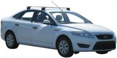 Багажник на крышу для Ford Mondeo '07-14 седан, сквозной (Whispbar-Prorack)