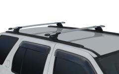 Багажник на Т-направляющие для Kia Sorento '03-09 BL, сквозной, направляющие в к-кте (Whispbar-Prorack)