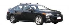 Багажник на крышу для Honda Accord '08-13 седан, до края опоры (Whispbar-Prorack)