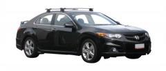 Багажник на крышу для Honda Accord '08-13 седан, сквозной (Whispbar-Prorack)