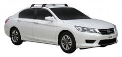 Багажник на крышу для Honda Accord '13- седан, до края опоры (Whispbar-Prorack)