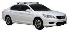 Багажник на крышу для Honda Accord '13- седан, сквозной (Whispbar-Prorack)