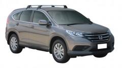 Багажник на крышу для Honda CR-V '12-, до края опоры (Whispbar-Prorack)