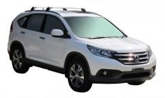 Багажник на низкие рейлинги для Honda CR-V '12-, до края опоры (Whispbar-Prorack)