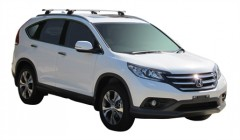 Багажник на низкие рейлинги для Honda CR-V '12-, сквозной (Whispbar-Prorack)