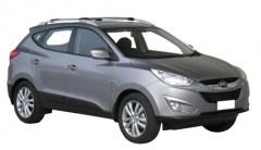 Багажник на рейлинги для Hyundai ix-35 '10-15, вровень рейлинга (Whispbar-Prorack)