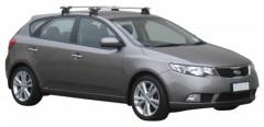 Багажник на крышу для Kia Cerato '09-13, сквозной (Whispbar-Prorack)