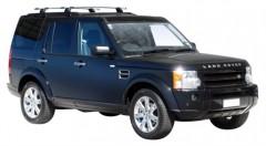 Багажник на штатные направляющие для Land Rover Discovery 3 '04-09, сквозной (Whispbar-Prorack)