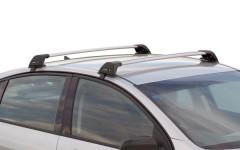 Багажник в штатные места для Land Rover Discovery 3 '04-09, до края опоры (Whispbar-Prorack)
