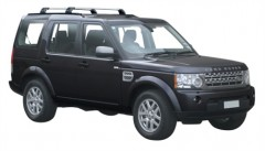 Багажник на штатные направляющие для Land Rover Discovery 4 '09-16, до края опоры (Whispbar-Prorack)