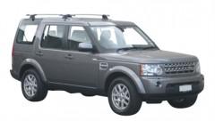 Багажник в штатные места для Land Rover Discovery 4 '09-16, сквозной (Whispbar-Prorack)