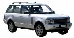 Багажник в штатные места для Land Rover Range Rover '02-12, до края опоры (Whispbar-Prorack)
