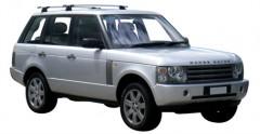 Багажник в штатные места для Land Rover Range Rover '02-12, сквозной (Whispbar-Prorack)