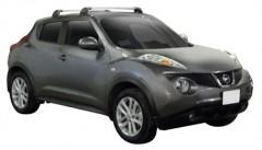 Багажник на крышу для Nissan Juke '11-, до края опоры (Whispbar-Prorack)