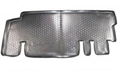 Коврики в салон для Volkswagen Transporter T5 '03- полиуретановые (L.Locker) 2 ряд
