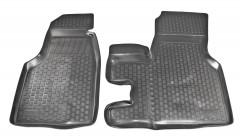 Коврики в салон для Volkswagen Transporter T4 '90-03 полиуретановые (L.Locker)