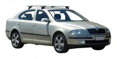 Багажник на крышу для Skoda Octavia A5 '05-13, сквозной (Whispbar-Prorack)