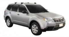 Багажник на крышу для Subaru Forester '08-12, сквозной (Whispbar-Prorack)