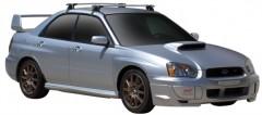 Багажник на крышу для Subaru Impreza '00-07 седан, сквозной (Whispbar-Prorack)