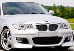 Дефлекторы окон для BMW 1 E87 '04-12 (Cobra)