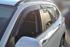 Дефлекторы окон для BMW X1 E84 '09-15 (Cobra)