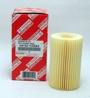 Масляный фильтр оригинальный Toyota 04152YZZA4