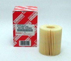 Масляный фильтр оригинальный Toyota 04152YZZA5