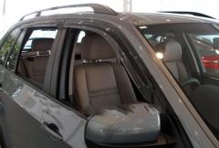 Дефлекторы окон для BMW X5 E70 '07-13 (Cobra)