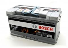 Автомобильный аккумулятор BOSCH Silver (S5A130) 95Ач